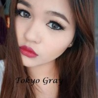 ORIGINAL Softlens Dreamcon / Dream Color Tokyo Gray (Abu-abu)