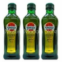 Minyak Zaitun / Olive Oil Sasso Extra Virgin 500 ml