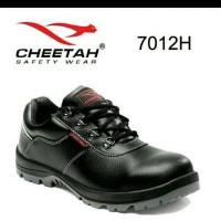 sepatu safety shoea cheetah 7012 H