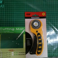 Paket Cutting mat A3+ rotary cutter SDI Hot Promo!!