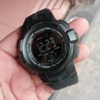 Jam Tangan Pria Digitec DG-3054 Digital Full Black Original