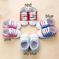 sepatu prewalker bayi dan anak