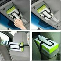 Alat Penjepit Tempat Tissue Di Mobil Holder Tissue Car