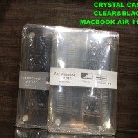 Case Casing Cover Sarung CRYSTAL CASE MACBOOK AIR 11-INCH