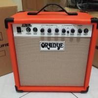 sound gitar / ampli gitar / amplifier merek oranye