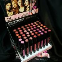 New 3D Tint Kiss Beauty/ Kiss Beauty 3D Tint Matte Lipgloss 24H