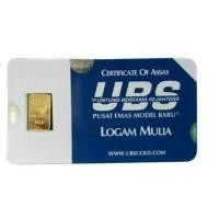 Logam Mulia 1 gr UBS