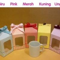 kotak mug / custom box / custom paper bag / box custom