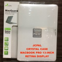 Case Casing Cover Sarung JCPAL CRYTAL CASE MACBOOK PRO 13 RETINA