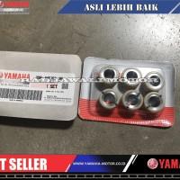 ROLLER CVT NMAX 6 PCS ASLI YAMAHA