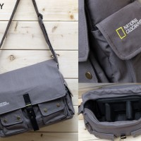 Tas Kamera National Geographic Abu [ DSLR / Mirrorless ]