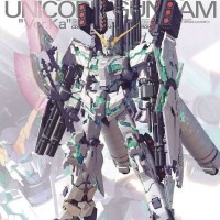 Bandai MG 1/100 Gundam Unicorn Full armor