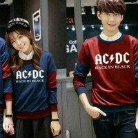 Baju Couple LP New ACDC