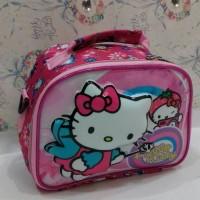 Tas sekolah anak . tas karakter 3in1