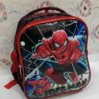 Ransel sekolah anak . tas karakter Glossy 3D