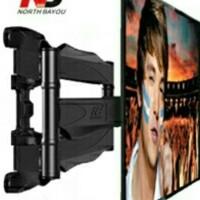Bracket TV NB P5 LED UHD CURVED 43 49 50 55 60 Inch Import