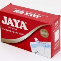 Amplop Jaya 104 Polos Booklet (1 pck isi 100 pcs)