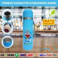Promo Termos Air Karakter Doraemon Tahan Panas Botol Minum Mug Murah