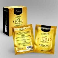 (BPOM) MASKER WAJAH NATURGO GOLD BPOM / HANASUI GOLD MASKER