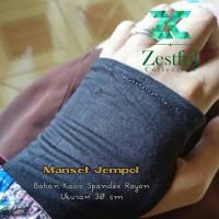 Handsock Fingerless Manset Jempol Rayon