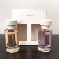 Original Parfum Zara Black and Rose Gift Set isi 2pcs