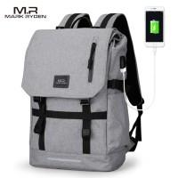 Mark Ryden Waterproof  15.6 Inch Laptop Bag USB Design
