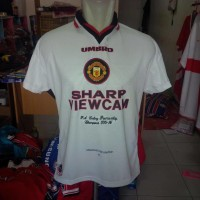 Jersey Retro Grade AAA Manchester United Away 1996