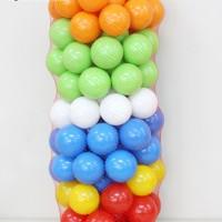 Bola Mandi Crystal Star Balls (SNI) isi 50 pcs