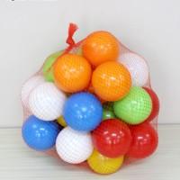 Bola Mandi Crystal Star Balls (SNI) isi 25 pcs