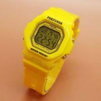 Jam Tangan Olahraga Anak - Fortuner Original - Rubber Strap