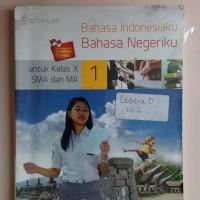 buku bahasa indonesia SMA kelas 10 PLATINUM