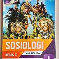 buku sosiologi SMA kelas 10