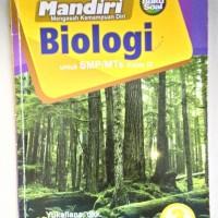 preloved buku pelajaran biologi kelas 2 dan 3 smp