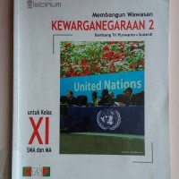 buku kewarganegaraan SMa kelas 11