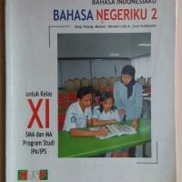 buku bahasa indonesia SMA kelas 11