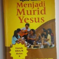 buku agama katolik SMA KELAS 10