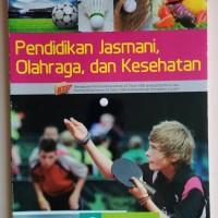 buku pendidikan jasmani olahraga dan kesehatan SMA kelas 10