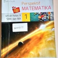 buku matematika SMA kelas 10