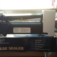 mesin sealer / hand sealer / impulse sealer ois 300m