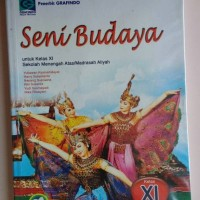 buku seni budaya SMA kelas 11