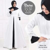 Naira dress white balotelly