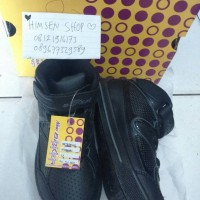 Sepatu Sekolah Anak Murah merk New Boxer ukuran 32-34 Boots,Kets,
