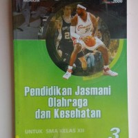 buku pendidikan jasmani olahraga dan kesehatan SMP kelas 3