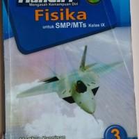 buku fisika SMP kelas 9