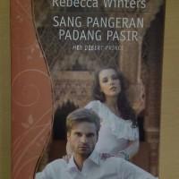 novel terjemahan sang pangeran padang pasir rebecca winters