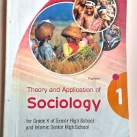 buku sosiologi SMA kelas 10 2 bahasa (bilingual)