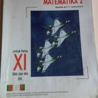buku matematika SMA IPA kelas 11