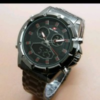 jam tangan pria swis army digital analog