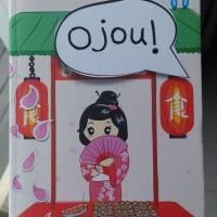 novel ojou sangat mulus like new