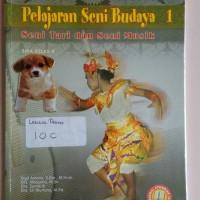 buku seni budaya SMA kelas 10